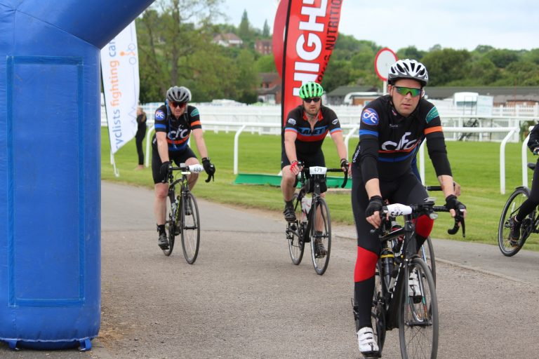 £14K raised cycling the Cotswolds on the CFC Sportive