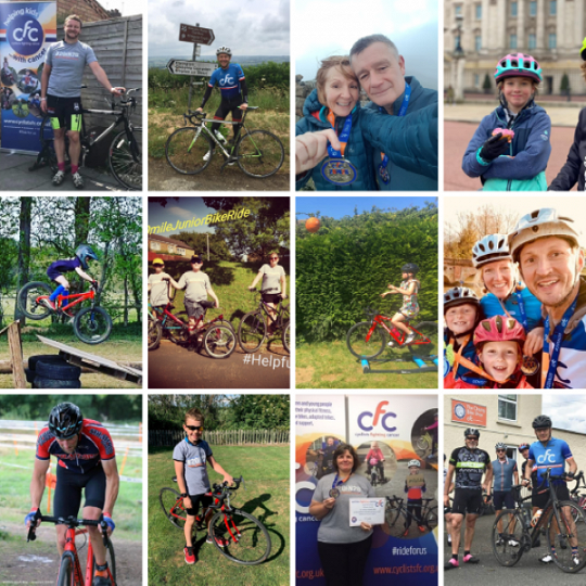 #20in20 campaign raises an amazing £32,000!