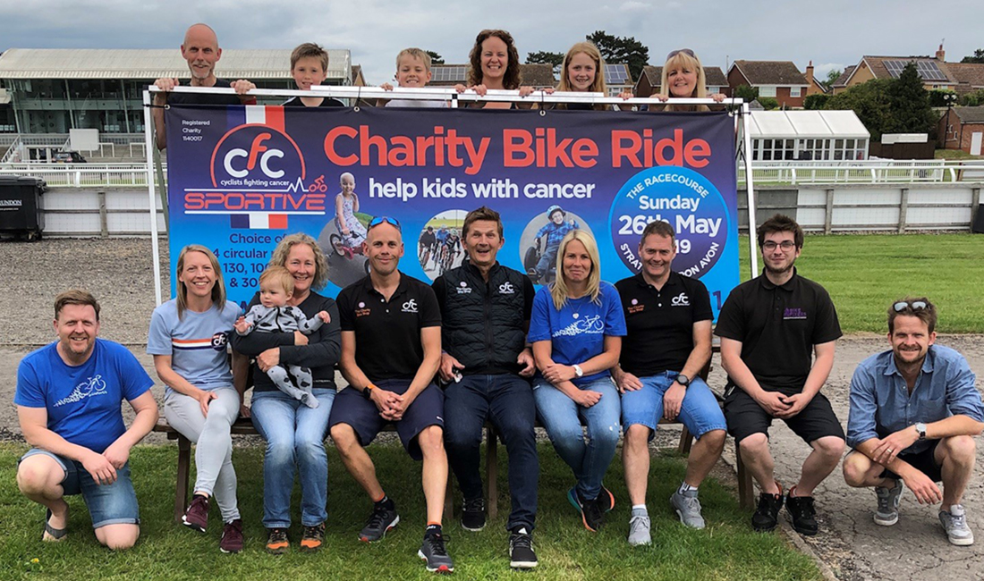 Meet the Cyclists Fighting Cancer Team